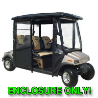 Brand New Fairplay ECO 4P Sunbrella Golf Cart Enclosure