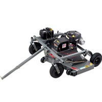 "Swisher 14.5 HP 60"" Elec. Start Finish Cut Trail Mower"