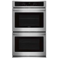 Frigidaire FFET2726TS Self Cleaning Electric Wall Double Oven - Stainless Steel - New w/Tiny Cosmetic Blemish
