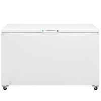 Frigidaire FFFC15M4TW Chest Freezer 14.8 cu. ft. - White - New w/Tiny Cosmetic Blemish