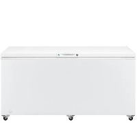 Frigidaire FFFC20M4TW 19.8 Cu. Ft. Chest Freezer - White - New w/Tiny Cosmetic Blemish