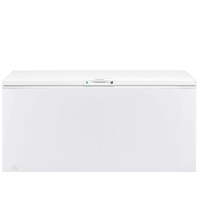 Frigidaire FFFC25M4TW Chest Freezer 24.8 cu. ft. - White - New w/Tiny Cosmetic Blemish