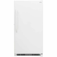 Frigidaire FFFH17F2QW 17 Cu. Ft. Upright Freezer - White - New w/Tiny Cosmetic Blemish