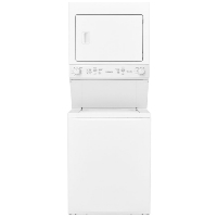 Frigidaire FFLE3900UW 3.9 Cu. Ft. Washer & 5.5 Cu. Ft. Electric Dryer - White - New w/Tiny Cosmetic Blemish