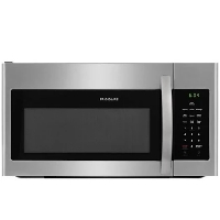 Frigidaire FFMV1645TS 1.6 cu. ft. Over the Range Microwave - Stainless Steel - New w/Tiny Cosmetic Blemish