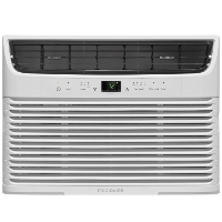 Frigidaire FFRA1222U1 AC 12,000 BTU 115V Window-Mounted Compact Remote Control Air Conditioner - New w/Tiny Cosmetic Blemish