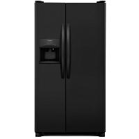 Frigidaire FFSS2615TE Refrigerator 25.5 cu. ft. Side By Side Fridge - New w/Tiny Cosmetic Blemish