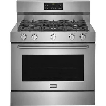 Frigidaire Fgdf4085ts Stove 40 Gas Range Stainless Steel New W Tiny Cosmetic Blemish