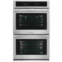 Frigidaire FGET3065PF 30 in. Double Electric Wall Oven Self-Cleaning with Convection - Stainless Steel - New w/Tiny Cosmetic Blemish