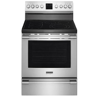 Frigidaire FPEF3077QF Professional 30'' Freestanding Electric Range with PowerPlus Convection - New w/Tiny Cosmetic Blemish