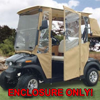 Brand New Vinyl Fairplay EVE Golf Cart Enclosure