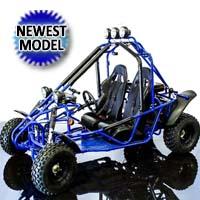 Brand New Spider 200 4 Stroke Gas Go Kart