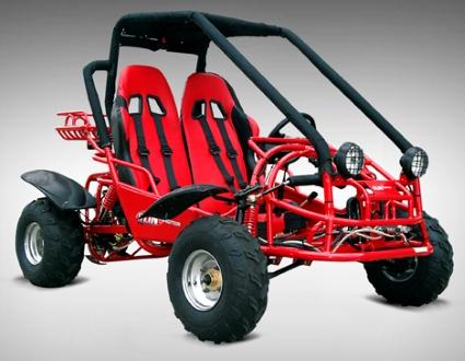 Gk150 Explorer 150cc 4 Stroke Go Kart