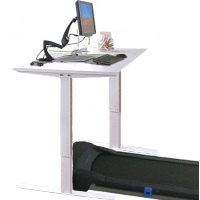 High Quality 800 Watt Sit/Stand Treadmill Desk