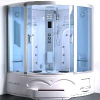 Corner Steam Shower and Bathtub Enclosure - GT0514