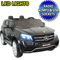 Brand New Kids Ride On Power Wheels Remote Mercedes Benz Licensed Car