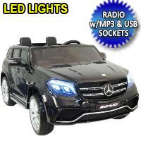 Brand New Kids Ride On Power Wheels Remote Mercedes Benz Licensed Car