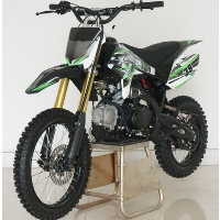 125cc Manual Gas Dirt Bike - HX125DLX