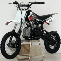 125cc Semi Automatic Gas Dirt Bike - HX125S