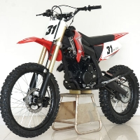 250cc Manual Gas Dirt Bike - HX250