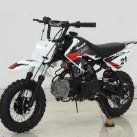 90cc Semi Automatic Dirt Bike - HX90S