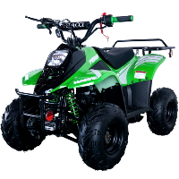 Hawk 110cc Atv Fully Automatic Mini Size Sport ATV 4 Wheeler - Hawk 6