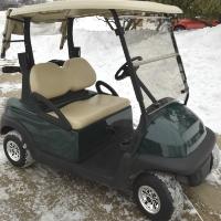 Club Car Precedent Electric 48v Golf Cart