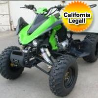 250cc Grim Reaper Four Stroke ATV