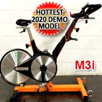 Keiser M3i 2020 Fitness Bike Indoor Cycle (Pre-Owned, Clean & Serviced)