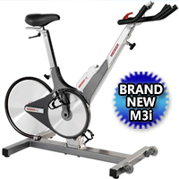BRAND NEW Keiser M3i Indoor Cycle Bike with Bluetooth Computer