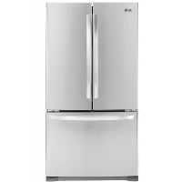 LG LFC21776ST 20.9 Cu. Ft. Counter-Depth French Door Refrigerator - Stainless Steel - New w/Tiny Cosmetic Blemish