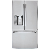 LG LFXS30726S Refrigerator 29 cu. ft. 3 French Door w/Door-in-Door - New w/Tiny Cosmetic Blemish