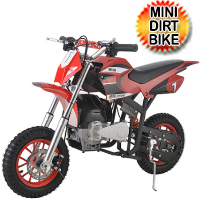 40cc Kids Dirt Bike Mini Pit Bike Fully Auto Model LY40MT-1