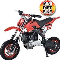 50cc Kids Dirt Bike Pit Bike 4 Stroke Fully Automatic Model LY40MT-2