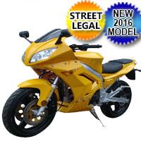 Brand New 250cc Banshee Street Bike Motorcycle - Ninja Style
