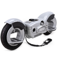 MotoTec Wheelman V2 50cc Gas Skateboard