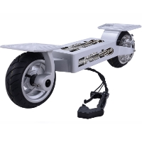 MotoTec Electric Speed Go 36v Black (Lithium) Electric Skateboard