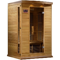 Red Cedar Maxxus 2 Person Infrared Sauna