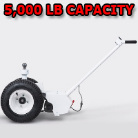 Park it 360 Electric Powered RV Trailer Dolly - 5000lb Capacity