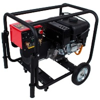 PDW100 PowerLand Gas Generator Welder 100AMP Recoil Start