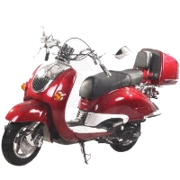 Brand New 150cc Air Cooled Venice 4 Stroke Scooter