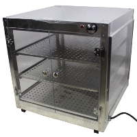 Pizza Food Warmer Display Case