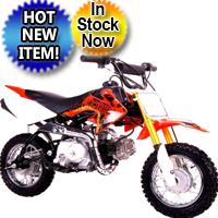 110cc Fully Auto Mini Size Coolster QG-213 Dirt Bike