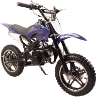 49cc Fully Auto Mini 2-Stroke Pull Start Dirt Bike
