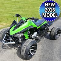 R-12 125cc ATV