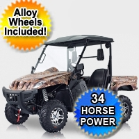 500cc Ranch Pony UTV Utility Vehicle