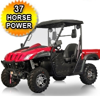BMS RANCH PONY 600 EFI UTV Utility Vehicle
