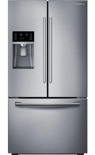 Samsung Rf23hcedbsr Refrigerator 22 5 Cu Ft French Door