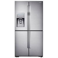 Samsung RF23J9011SR 4-Door French Door Counter Depth Refrigerator Stainless Steel - New w/Tiny Cosmetic Blemish