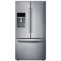 Samsung RF28HFEDBSR Refrigerator 28.07 cu. ft. French Door Refrigerator - Stainless Steel - Scratch/Dent